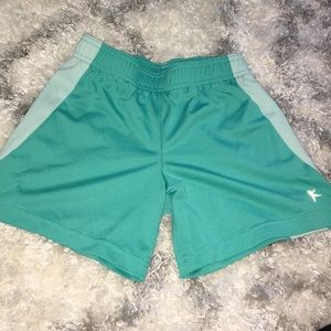 Teal active short